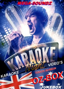 Karaoke Hire Perth-NO LAPTOPS - Just The Latest Full Size Jukeboxes.