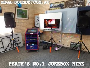 karaoke mahine hire perth