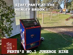 KARAOKE MACHINE HIRE PERTH NO.1 JUKEBOX HIRE
