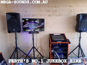 karaoke machine hire perth jukebox hire for all party's