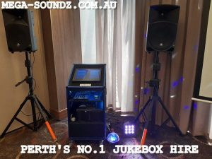 KARAOKE AND JUKEBOX MICHINE HIRE PERTH