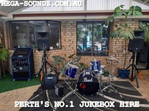jukebox hire machine Perth