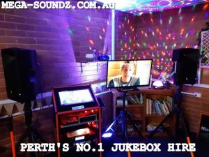 kids karaoke jukebox hire perth