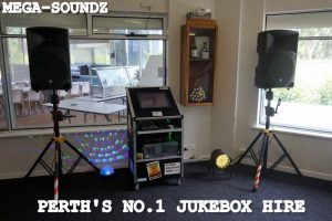 Latest In Touch Screen Karaoke Jukebox Hire Perth.
