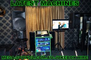 karaoke jukebox party dj hire perth