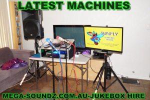 karaoke jukebox party dj hire perth