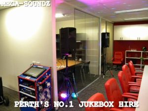 Perth's Best Karaoke Jukebox Hire-Mega-Soundz