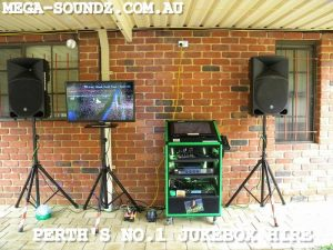 Jukebox Hire Perth-Touch Screen Karaoke