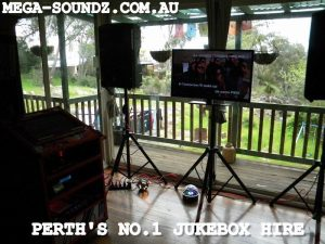 Jukebox Hire Perth-Touch Screen Karaoke-Darlington