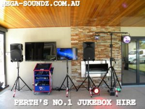 Perth's best karaoke machine hire