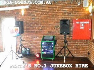 Touch Screen Karaoke Rental Perth