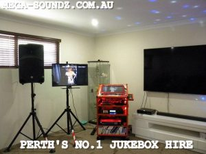 karaoke machine rental perth