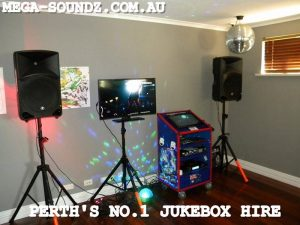 karaoke rental machine perth