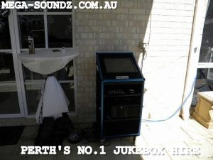 Music jukebox hire Perth