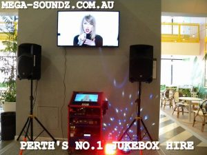 Twin Slushie and 3 Touch Screen Karaoke Jukebox Machines setup around Perth today!! https://karaokehireperth.com/