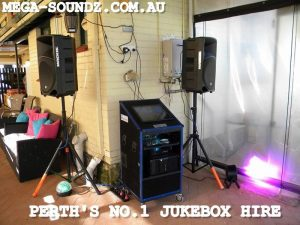 Karaoke Jukebox Machines Setup Today Around Perth.