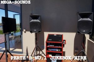 karaoke jukebox party hire Perth