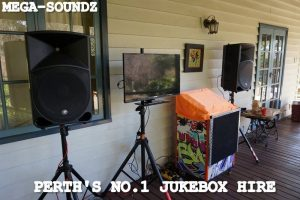 No.1 Karaoke Jukebox Hire Perth(NO LAPTOPS)