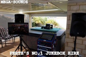 karaoke jukebox hire the best in Perth