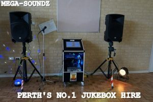 Latest Karaoke Touch Screen Jukebox Hire Perth.