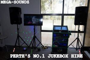 karaoke jukebox party and dj hire Perth