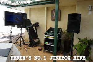 Computer karaoke jukebos hire perth