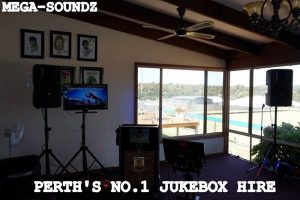 Touch Screen Karaoke Jukebox Hire Perth(NO LAPTOPS)
