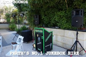 karaoke jukebox hire perth