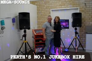 Latest Hi Def Karaoke Touch Screen Jukebox Hire Perth.