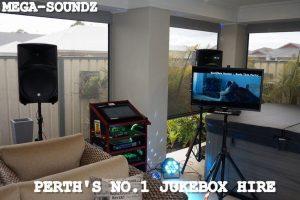 karaoke jukebox hire Perth wa
