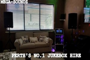 Perth's no.1 karaoke jukebox hire