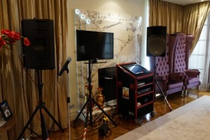 Also availableTouch Screen Karaoke for hire.
