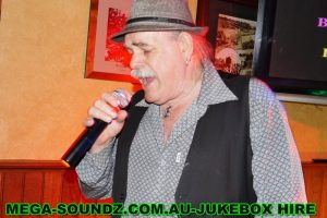 Party jukebox hire with karaoke in Perth