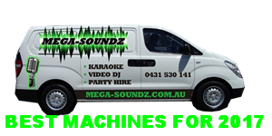 Touch Screen Jukebox With Karaoke Hire Perth
