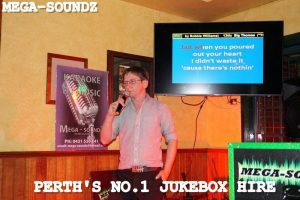Saturday Karaoke Jukebox Singing Perth