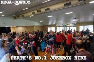 Christmas DJ Party Hire Perth.
