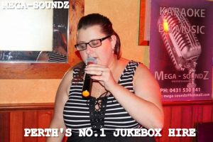 Karaoke Jukebox Singing Saturdays
