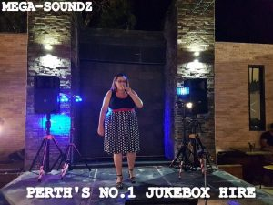 karaoke jukebox singing and jukebox hire Perth