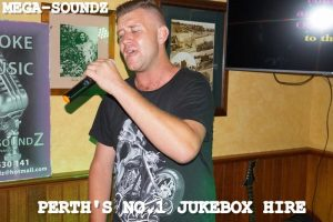 Karaoke Jukebox Singing Midland Perth Saturdays.