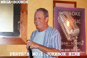 Saturday Karaoke Jukebox Singing Midland Perth.