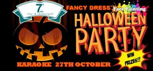 Halloween party Perth 2018