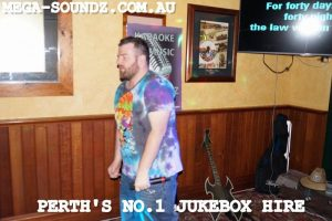 Saturday Karaoke Jukebox Stars-MEGA-SOUNDZ