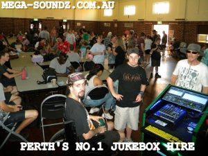 karaoke machine hire perth