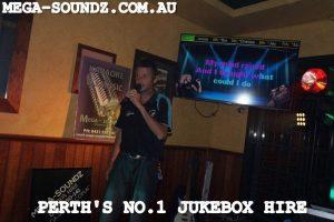 Saturday Karaoke Jukebox Singing