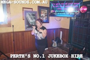 Saturday Karaoke Stars Perth 7th Ave Bar.