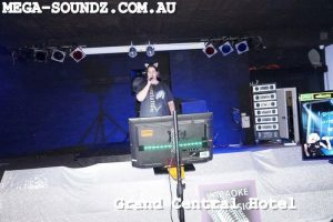 Karaoke Jukebox Singing Grand Central Hotel Thursday's Perth