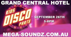 Kids Disco Party Perth