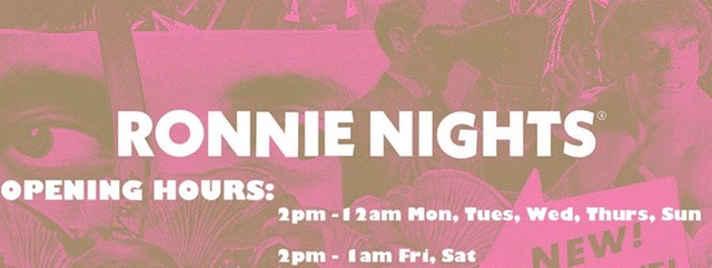 Karaoke Event 1st March Ronnie Nights Bar Fremantle.