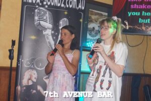 karaoke singing Saturdays Perth