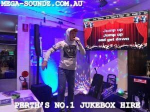 Karaoke Jukebox Singing Perth